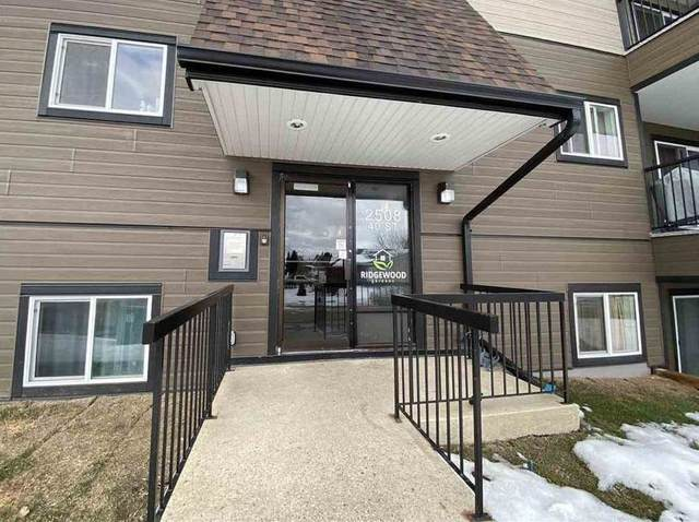 202 2508 40 Street NW, Edmonton, AB T6L 5L1 (#E4223170) :: RE/MAX River City