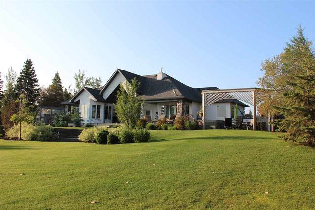 73080 Southshore Drive, Widewater, AB T0G 2M0 (#E4223207) :: Initia Real Estate