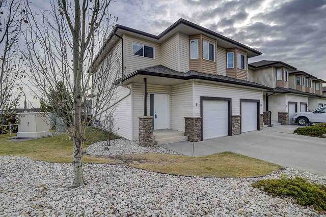 71 171 Brintnell Boulevard, Edmonton, AB T5Y 0C6 (#E4223209) :: The Foundry Real Estate Company