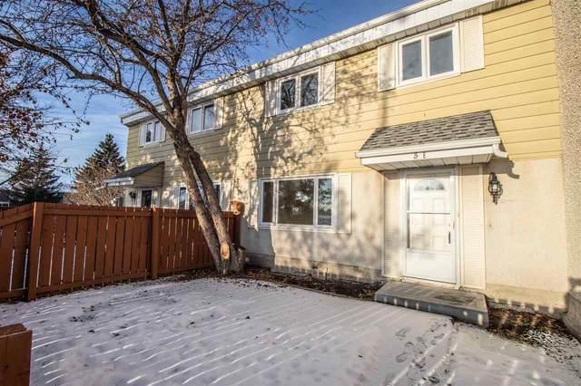 5E Callingwood Court, Edmonton, AB T5T 0H5 (#E4223262) :: The Foundry Real Estate Company
