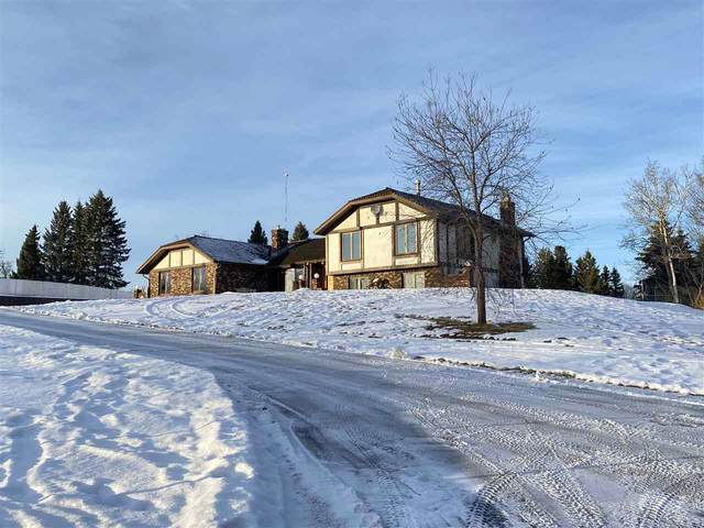 2 52417 RGE RD 15, Rural Parkland County, AB T7Y 2E5 (#E4223339) :: The Foundry Real Estate Company