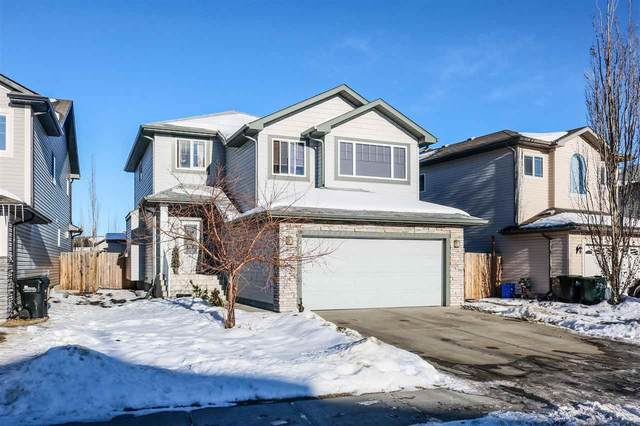 415 Foxtail Link, Sherwood Park, AB T8A 3K1 (#E4223375) :: The Foundry Real Estate Company