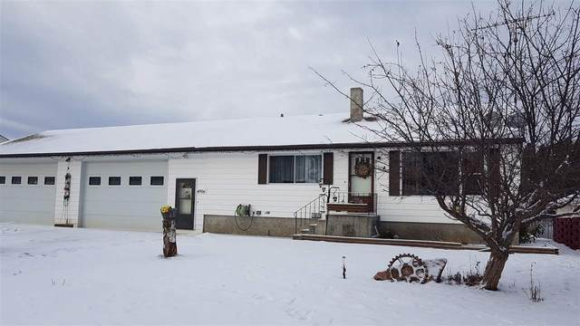 4906 55 Avenue, Cynthia, AB T0E 0K0 (#E4223376) :: Initia Real Estate