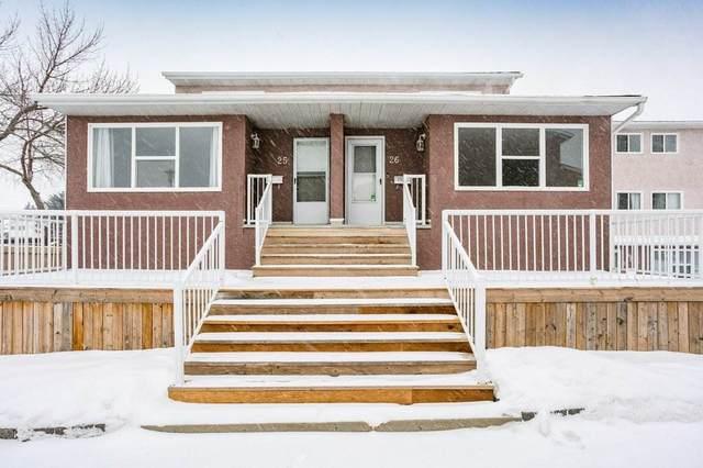 26 13580 38 Street, Edmonton, AB T5A 2W7 (#E4223388) :: The Foundry Real Estate Company