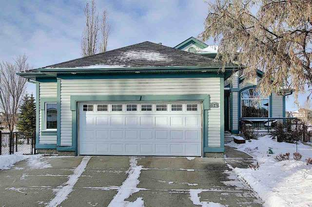 54 Pointe Masson, Beaumont, AB T4X 1S9 (#E4223395) :: The Foundry Real Estate Company