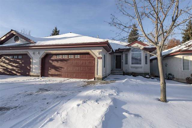 33 1203 Carter Crest Road, Edmonton, AB T6R 2R1 (#E4223406) :: The Foundry Real Estate Company