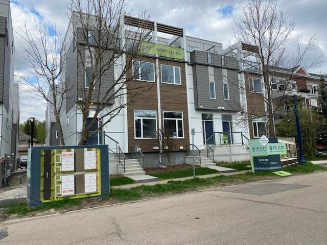 2 9745 92 Street, Edmonton, AB T6C 3S3 (#E4223411) :: The Foundry Real Estate Company