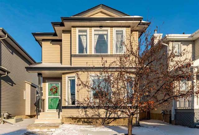 4204 161 Avenue, Edmonton, AB T5Y 0G5 (#E4223431) :: The Foundry Real Estate Company