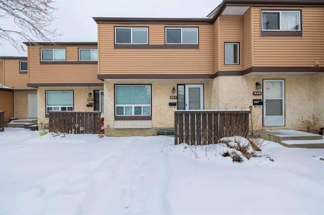 547 Knottwood Road W, Edmonton, AB T6K 2V6 (#E4223434) :: The Foundry Real Estate Company
