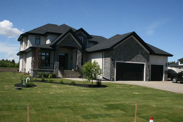 420 52320 RGE RD 231, Rural Strathcona County, AB T8B 1A9 (#E4223438) :: The Foundry Real Estate Company