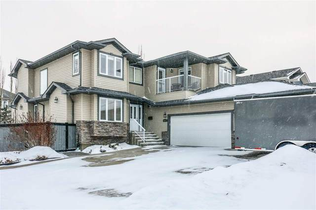 6021 32 Avenue, Beaumont, AB T4X 1R3 (#E4223460) :: The Foundry Real Estate Company