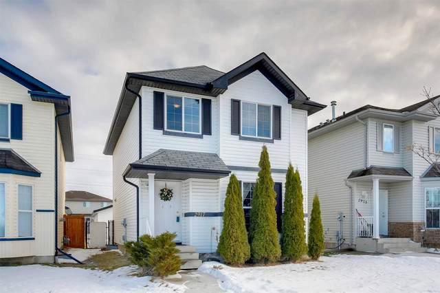 2917 31 Street, Edmonton, AB T6T 1T9 (#E4223461) :: The Foundry Real Estate Company