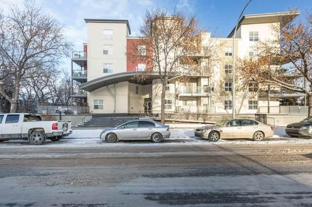 104, 10118 106 Avenue, Edmonton, AB T5H 0B8 (#E4223490) :: The Foundry Real Estate Company
