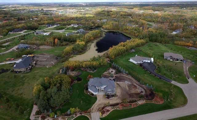 100 50461 Range Road 233, Rural Leduc County, AB T4X 0L4 (#E4223502) :: The Foundry Real Estate Company