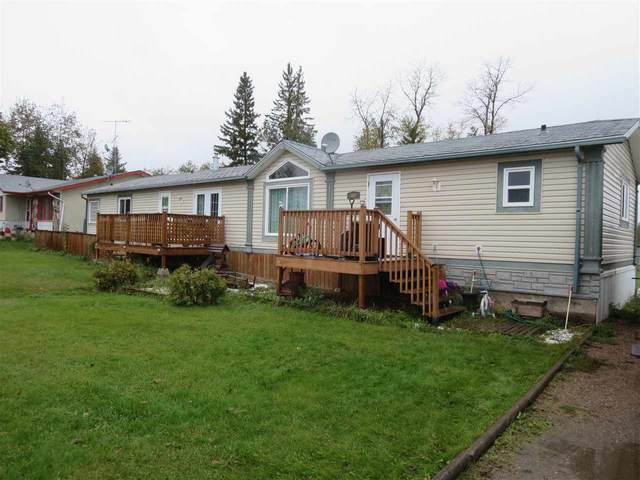 5008 51 Avenue, Glendon, AB T0A 1P0 (#E4223513) :: RE/MAX River City