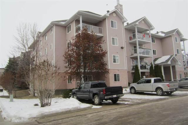 103 5106 49th Avenue W, Leduc, AB T9E 8H2 (#E4223527) :: The Foundry Real Estate Company
