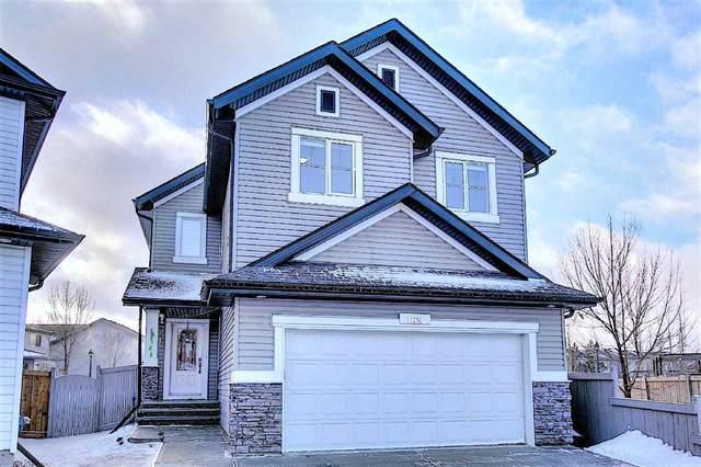 1231 37A Avenue, Edmonton, AB T6T 0G3 (#E4223536) :: The Foundry Real Estate Company