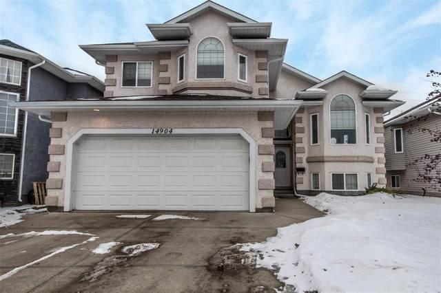 14904 16 Street, Edmonton, AB T5Y 3J1 (#E4223543) :: The Foundry Real Estate Company