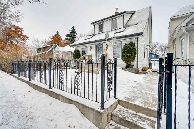 11825 79 Street, Edmonton, AB T5B 2K9 (#E4223556) :: The Foundry Real Estate Company
