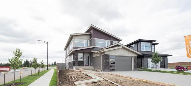 2120 Cavanagh Drive, Edmonton, AB T6W 4G1 (#E4223565) :: The Foundry Real Estate Company