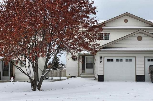 15 Marina Estates Drive, Cold Lake, AB T9M 0C9 (#E4223571) :: The Foundry Real Estate Company