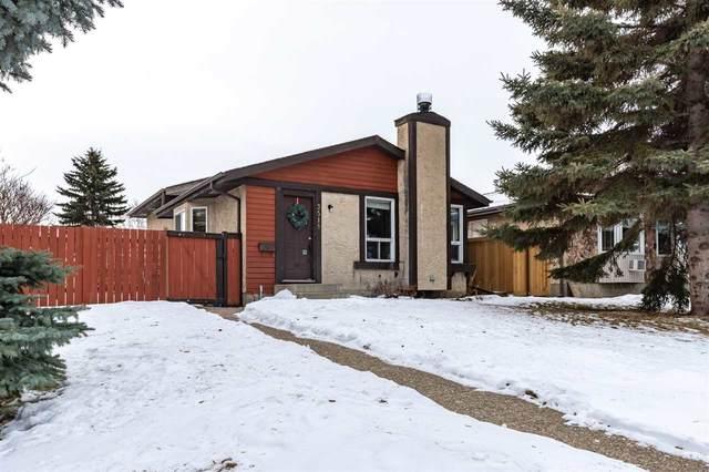 3519 17 Avenue, Edmonton, AB T6L 2N7 (#E4223588) :: The Foundry Real Estate Company