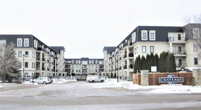 410 1406 Hodgson Way, Edmonton, AB T6R 3K1 (#E4223592) :: The Foundry Real Estate Company