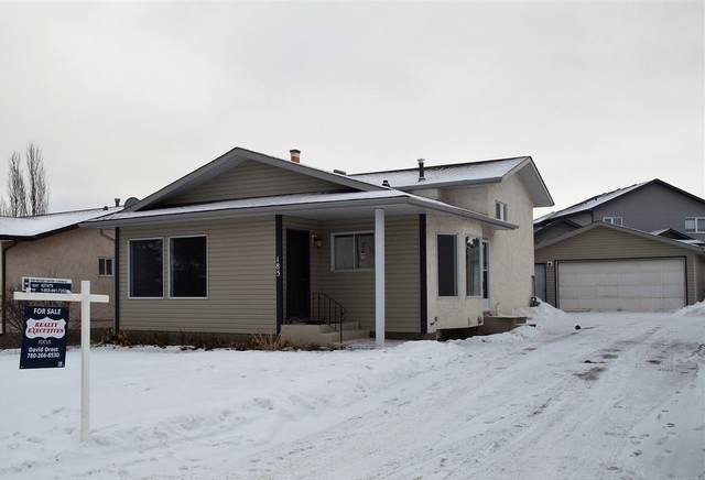 185 Porter Ave, Millet, AB T0C 1Z0 (#E4223645) :: RE/MAX River City