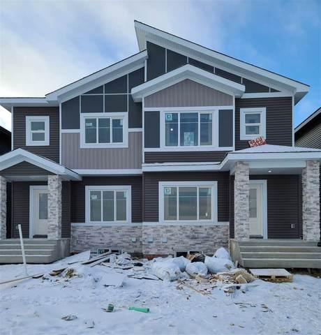 9364 Pear Link, Edmonton, AB T6X 2V9 (#E4223650) :: The Foundry Real Estate Company