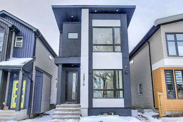 10810 135 Street, Edmonton, AB T5M 1J6 (#E4223657) :: The Foundry Real Estate Company