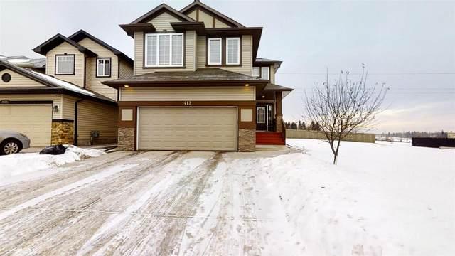 1412 30 Avenue, Edmonton, AB T6T 0V7 (#E4223664) :: The Foundry Real Estate Company