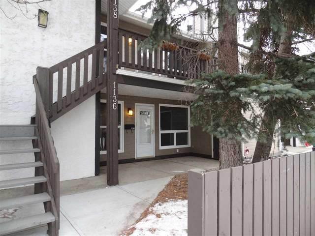 1136 Saddleback Road, Edmonton, AB T6J 4Z4 (#E4223670) :: The Foundry Real Estate Company