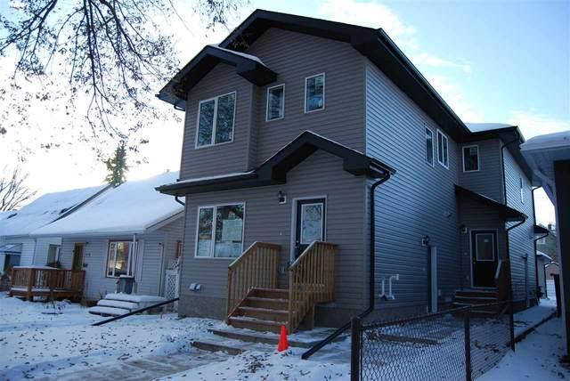 2 11722 86 Street, Edmonton, AB T5B 3J8 (#E4223678) :: The Foundry Real Estate Company