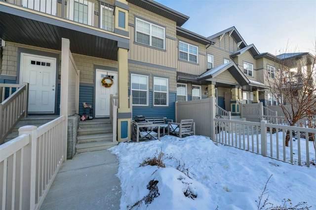 60 4029 Orchards Drive, Edmonton, AB T6X 1V2 (#E4223712) :: The Foundry Real Estate Company