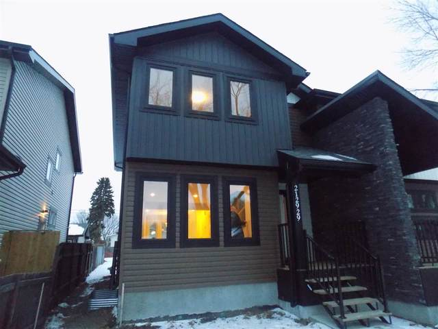 12929 69 Street, Edmonton, AB T5C 0H3 (#E4223713) :: The Foundry Real Estate Company