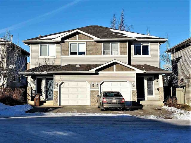 3 133 Eastgate Way, St. Albert, AB T8N 7M9 (#E4223741) :: The Foundry Real Estate Company