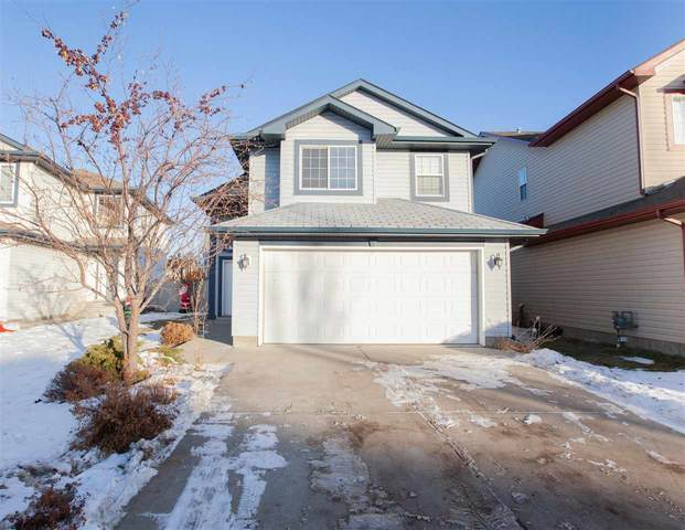 13729 38 Street, Edmonton, AB T5Y 3G6 (#E4223769) :: The Foundry Real Estate Company