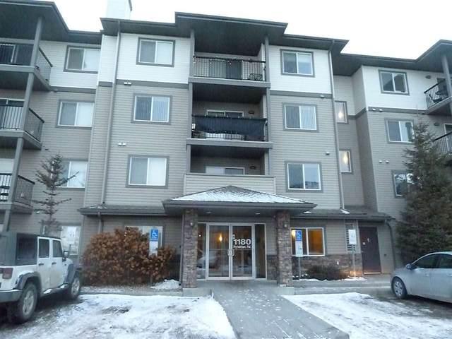 232 1180 Hyndman Road, Edmonton, AB T5A 0P8 (#E4223772) :: The Foundry Real Estate Company
