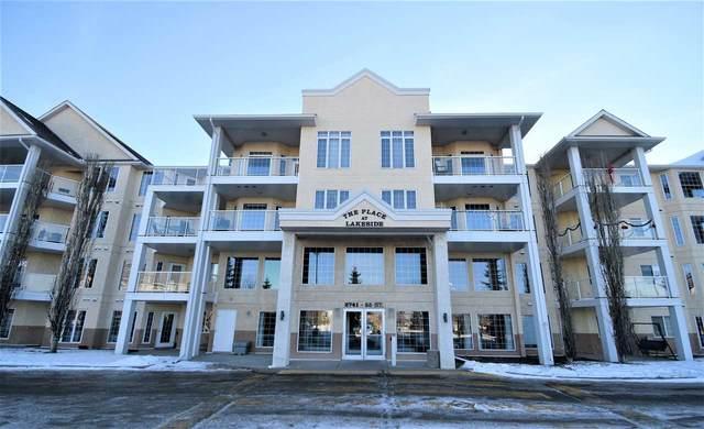 207 2741 55 Street, Edmonton, AB T6L 7G7 (#E4223773) :: The Foundry Real Estate Company