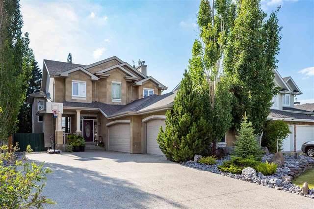 1214 Haliburton Close, Edmonton, AB T6R 2Z8 (#E4223777) :: The Foundry Real Estate Company