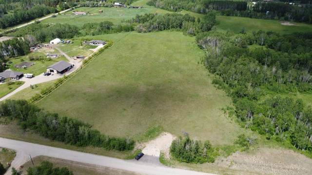 #14-51315 Rr262 Road NW, Rural Parkland County, AB T7Y 1B2 (#E4223781) :: The Foundry Real Estate Company