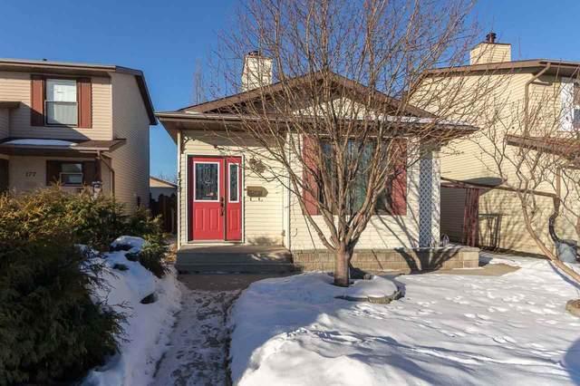 179 Kiniski Crescent, Edmonton, AB T6L 5E2 (#E4223783) :: The Foundry Real Estate Company
