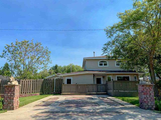 4843 60 Street, Rural Lac Ste. Anne County, AB T0E 0A0 (#E4223788) :: The Foundry Real Estate Company