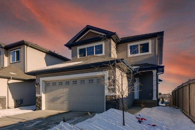 4711 65 Street, Beaumont, AB T4X 2A1 (#E4223808) :: The Foundry Real Estate Company