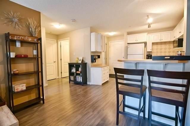 224 151 Edwards Drive, Edmonton, AB T6X 1N5 (#E4223811) :: The Foundry Real Estate Company