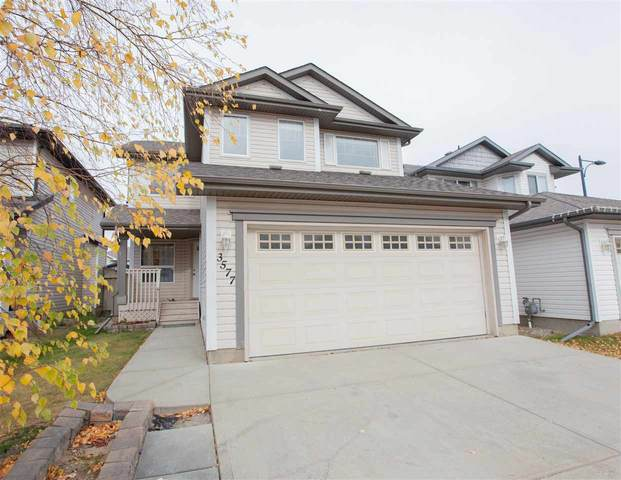 3577 Mclean Crescent, Edmonton, AB T5W 1M4 (#E4223823) :: The Foundry Real Estate Company