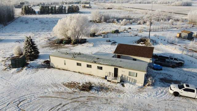 52 23319 TWP RD 572, Rural Sturgeon County, AB T0A 1N5 (#E4223847) :: The Foundry Real Estate Company