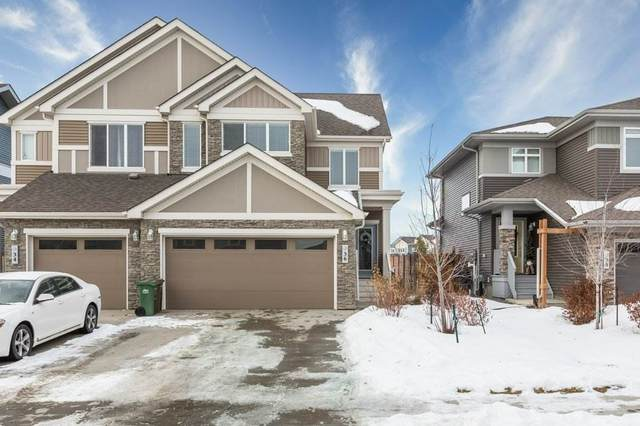 36 James Crescent, St. Albert, AB T8N 7S5 (#E4223857) :: The Foundry Real Estate Company