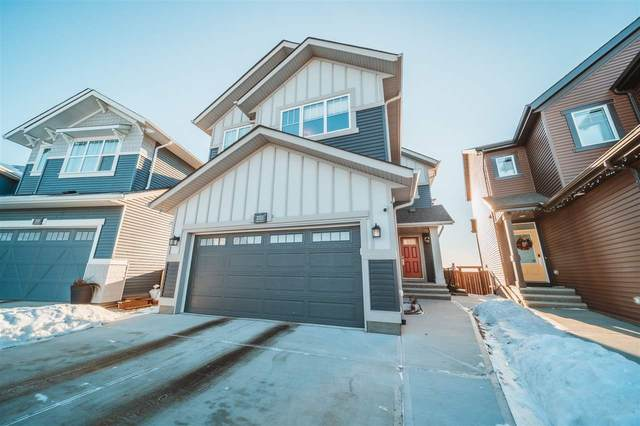 3753 Cherry Loop, Edmonton, AB T6X 2K8 (#E4223862) :: The Foundry Real Estate Company