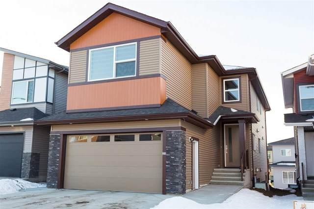 208 37 Street, Edmonton, AB T6X 2W4 (#E4223869) :: The Foundry Real Estate Company